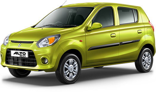 Alto 800 – Best Small Hatchback Car