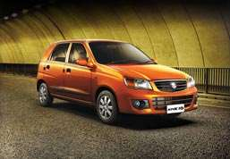 Alto K10 Car Photos