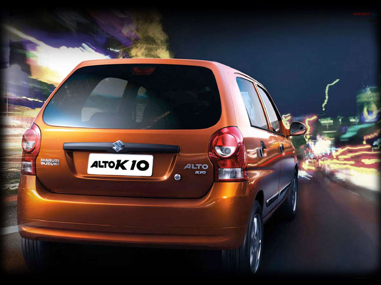 Download Alto K10 wallpaper