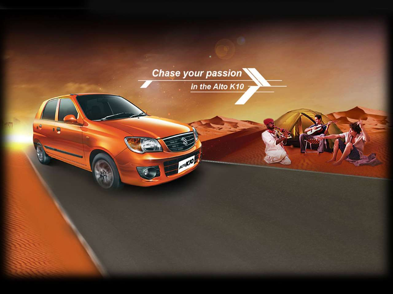Alto K10 wallpapers