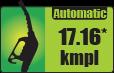 Ritz Automatic 17.16 kmpl