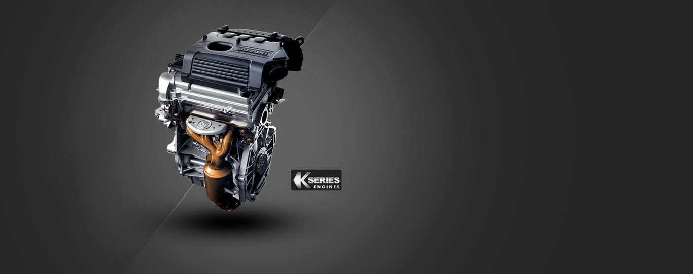 K-series engine by Maruti Suzuki