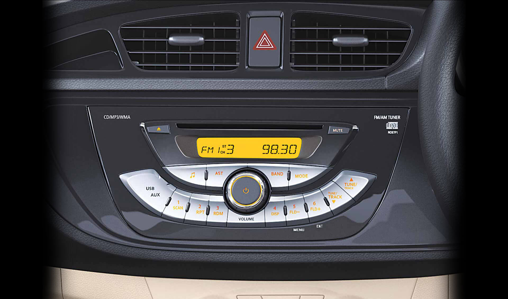 Altok10 hatchback car