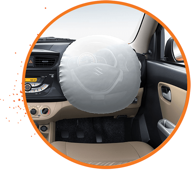 AltoK10 Safety Features