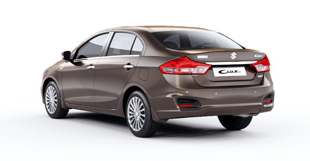 Maruti Suzuki Ciaz Pic - ergonomically designed