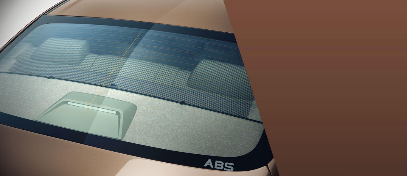 Maruti Suzuki Ciaz - Aerodynamic Shape