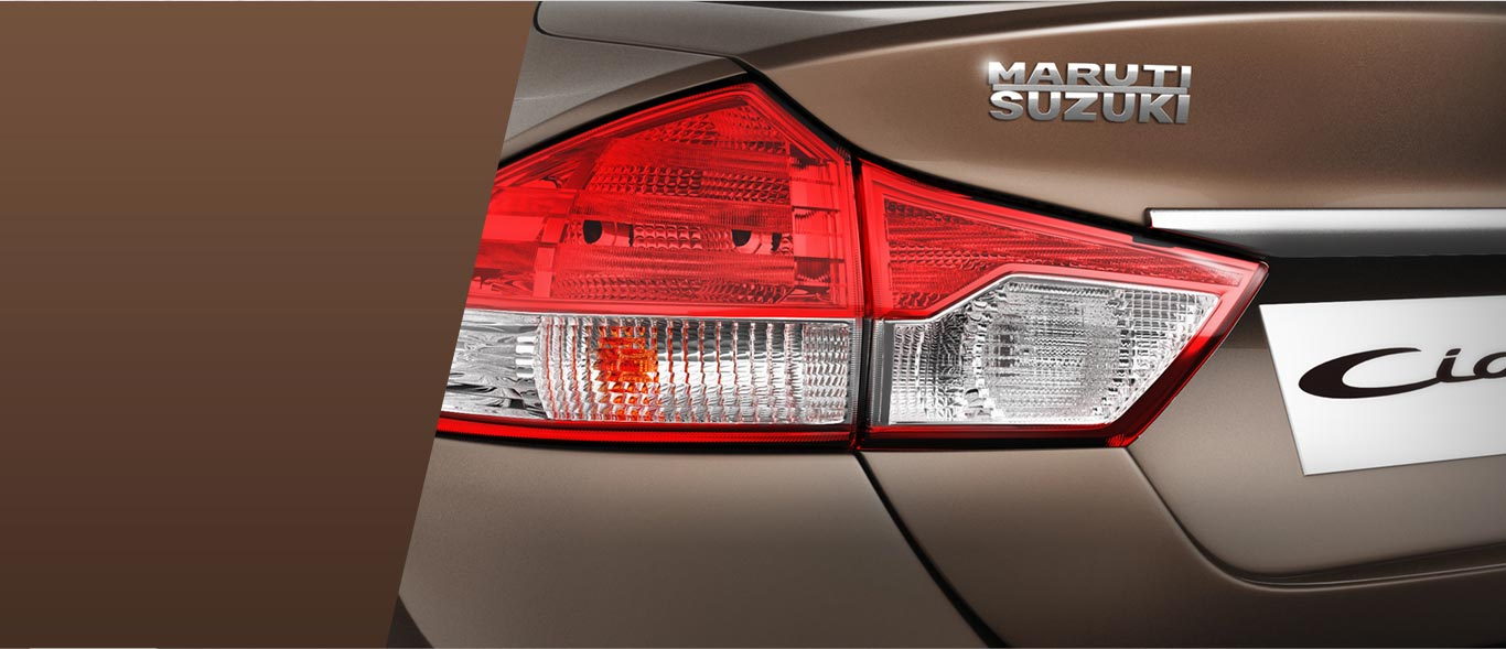 Rear combination Lamps - Maruti Ciaz