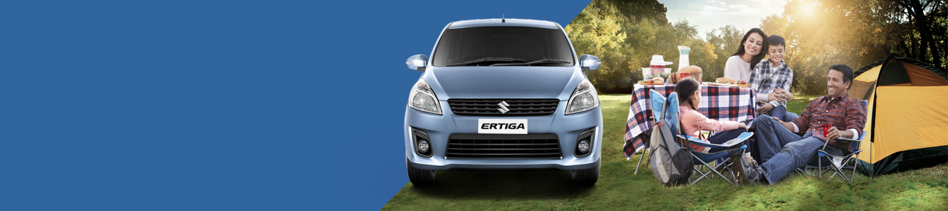 Maruti Ertiga – The best car segment within popular SUV cars in India