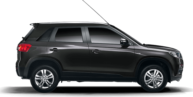 Vitara Brezza The All New Compact Suv From Maruti Suzuki