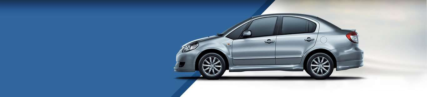 Sporty Sedan Car SX4 Exteriors