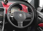 Maruti Ritz Interior Picture – Tilt Steering