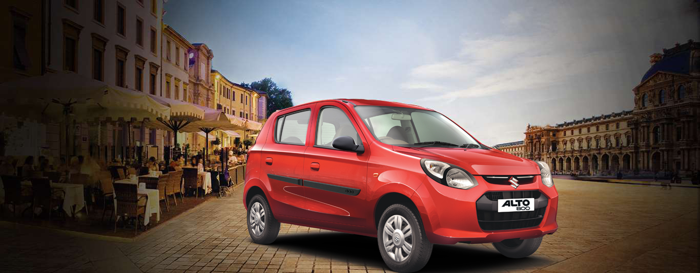 The best hatchback car in India with 800cc engine. Comes in Petrol and CNG