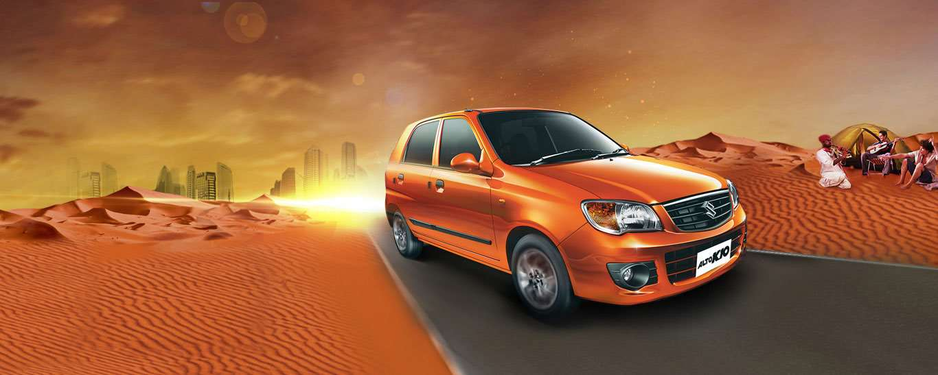 New Maruti Alto K10 Car