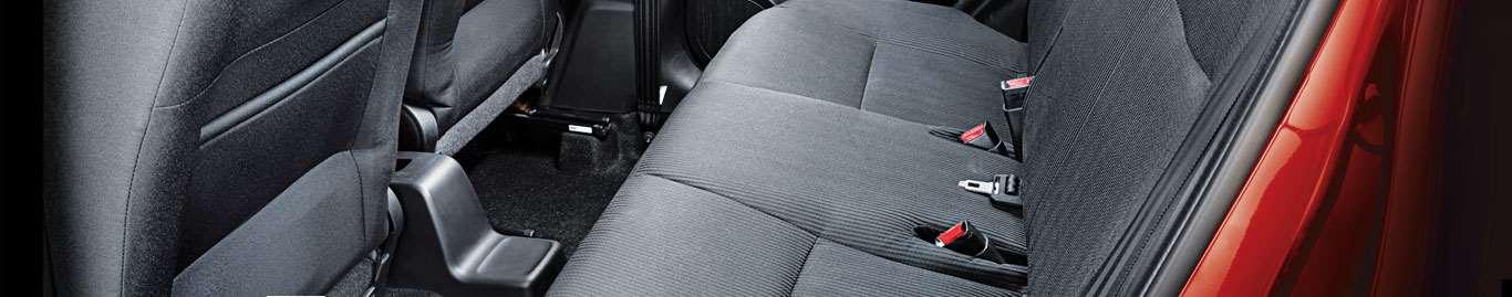 Swift Specification interiors