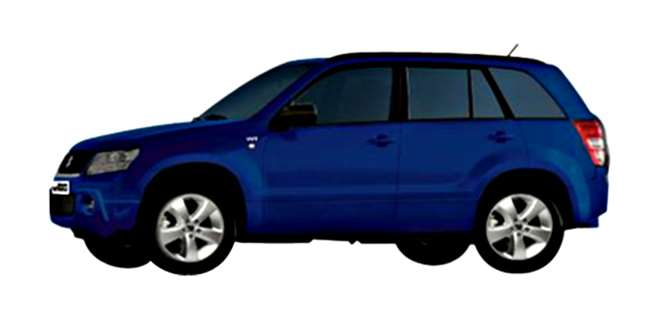 Maruti Suzuki Grand Vitara Color