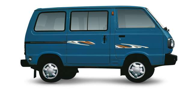 Maruti Omni Car Color