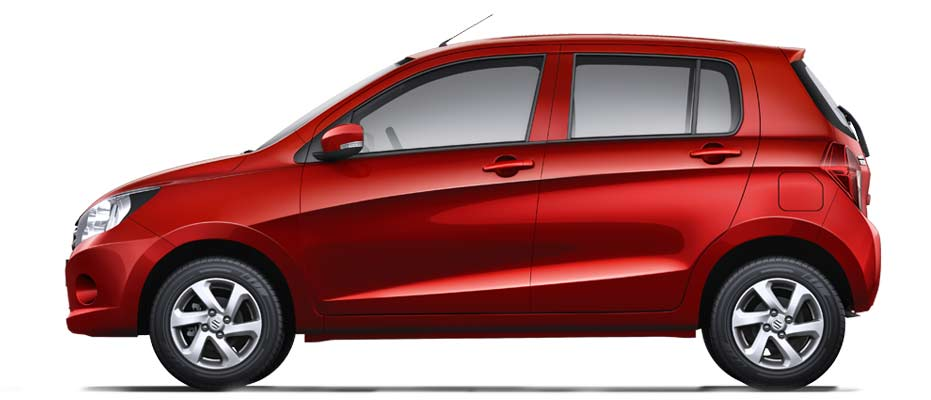 Celerio-Blazing-Red-Color