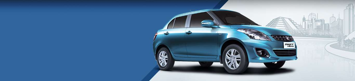 Dzire Exterior Pic - Stylish Exteriors in Dzire Car