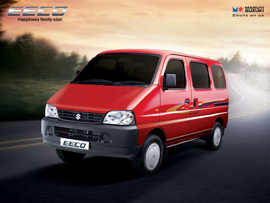 Eeco Commercial Vans In India Best Multi Utility Vehicle