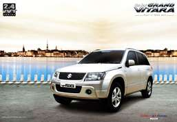 Download Maruti Suzuki Grand Vitara Wallpaper