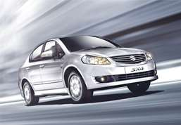 Download Maruti Suzuki SX4 Car Photo 4