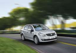 Download Maruti Suzuki SX4 Car Wallpaper 6
