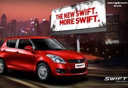New Maruti Swift Picture
