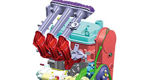 Put in Engine description