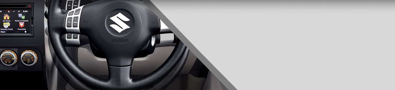 Maruti Suzuki SX4 Interior Information