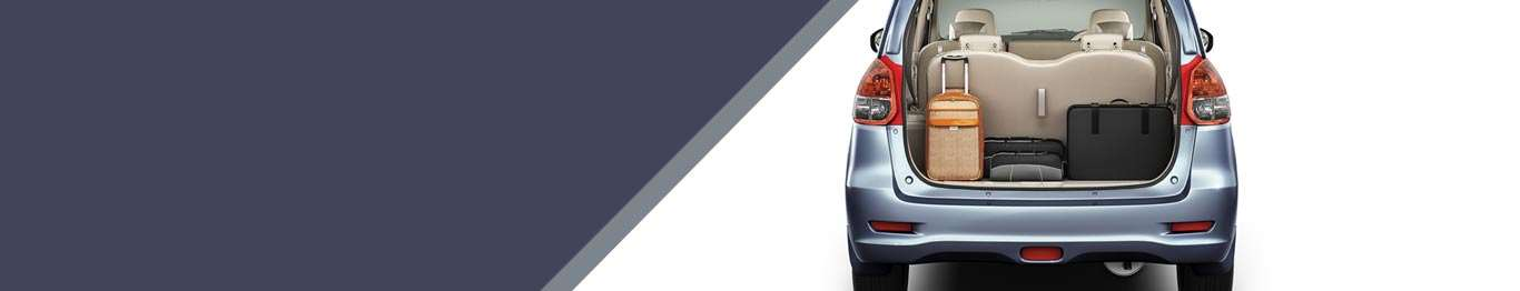Maruti Ertiga Petrol and Diesel car Boot Space