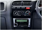 Alto K10 Car Interiors - New Front Console