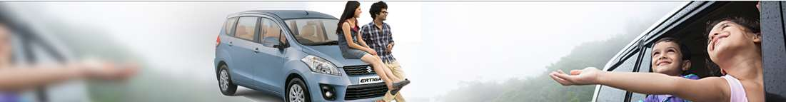 Me and my Maruti