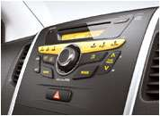 Stingray Interior Pics - Audio System with USB & AUX