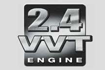 2.4 VVT engine in most powerful SUV of India