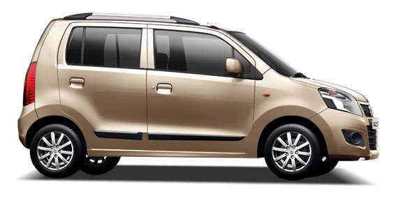 New WagonR Design