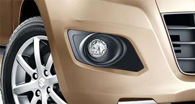New WagonR Design – Sporty Fog Lamps