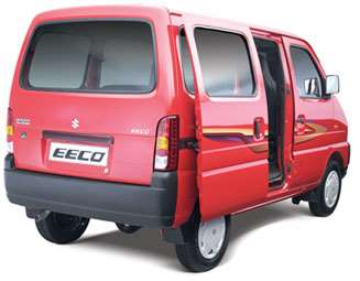 Maruti Eeco Features