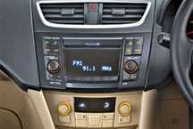 Dzire Interior Pic - Fresh Air Instrument Cluster