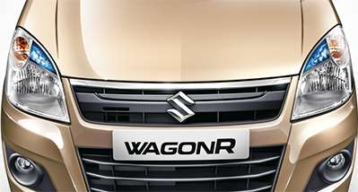 All new front bumper in WagonR