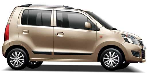 New Maruti Suzuki WagonR with increased fuel mileage efficiency