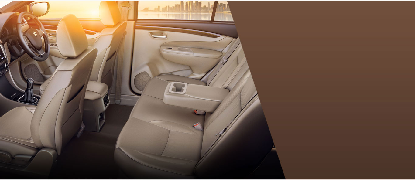 Automatic Air Conditioning System - Ciaz