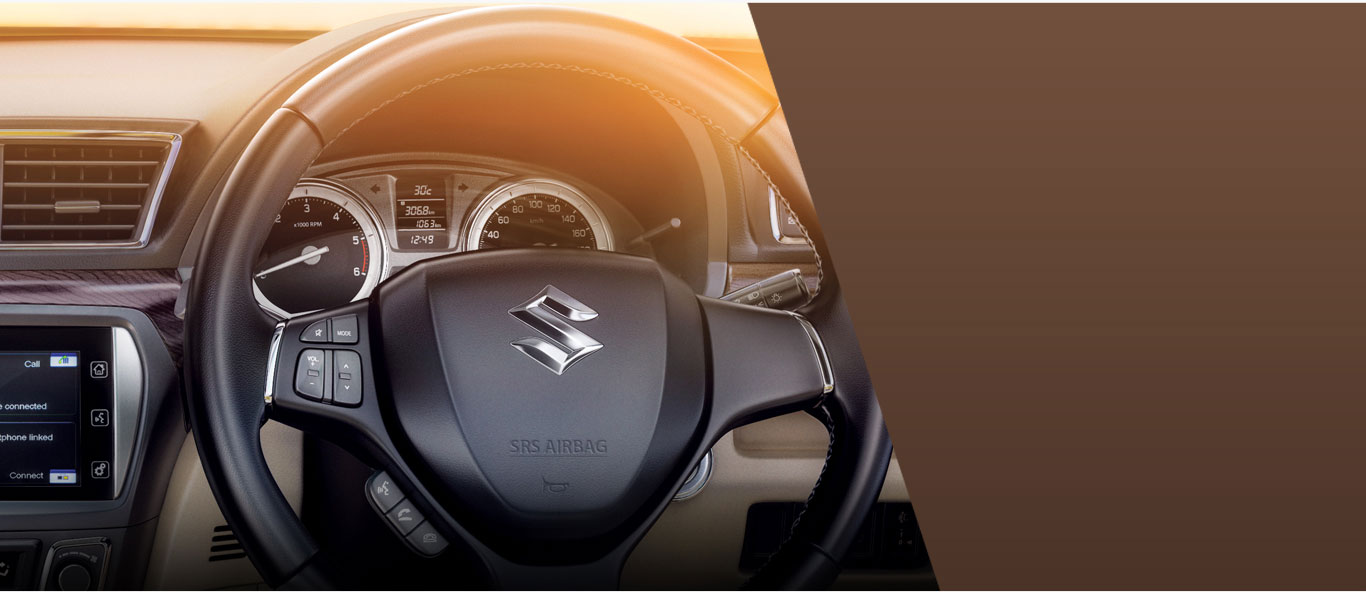 Steering Mounted Audio & Calling Controls