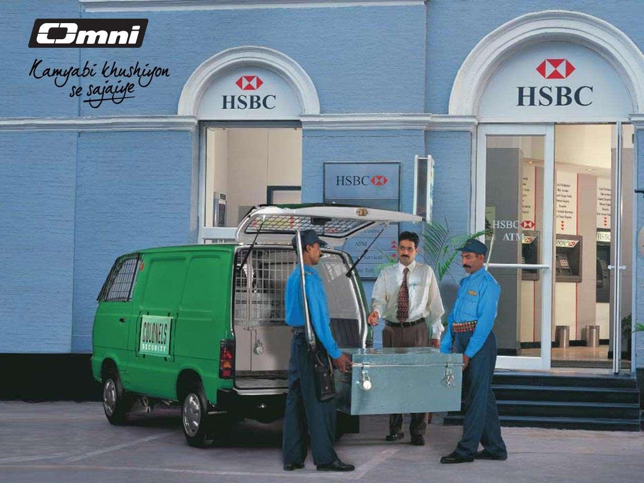 Maruti Suzuki Omni Maruti Omni Van Commercial Vans