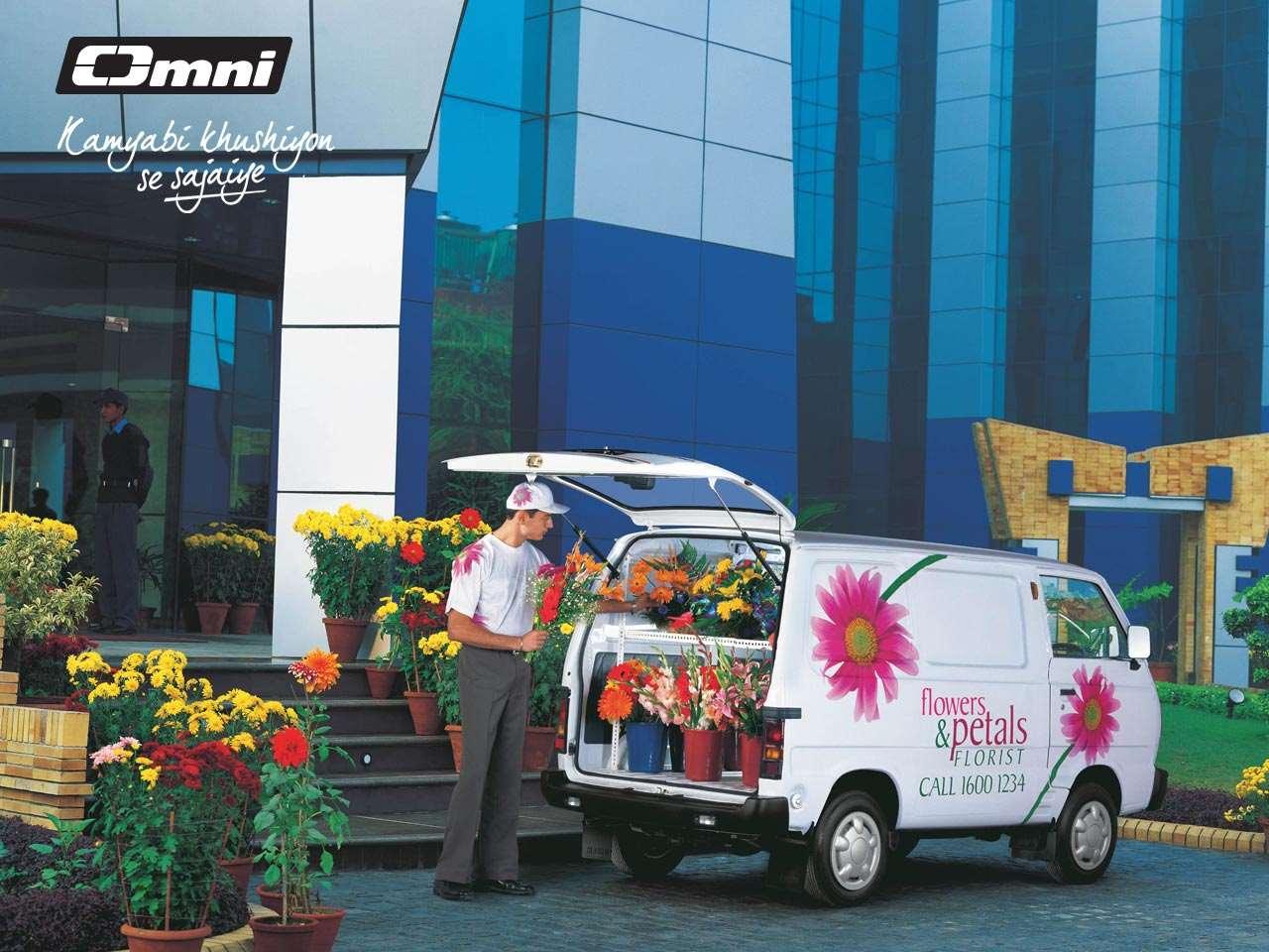 Maruti Suzuki Omni- Maruti Omni Van, Commercial Vans ...