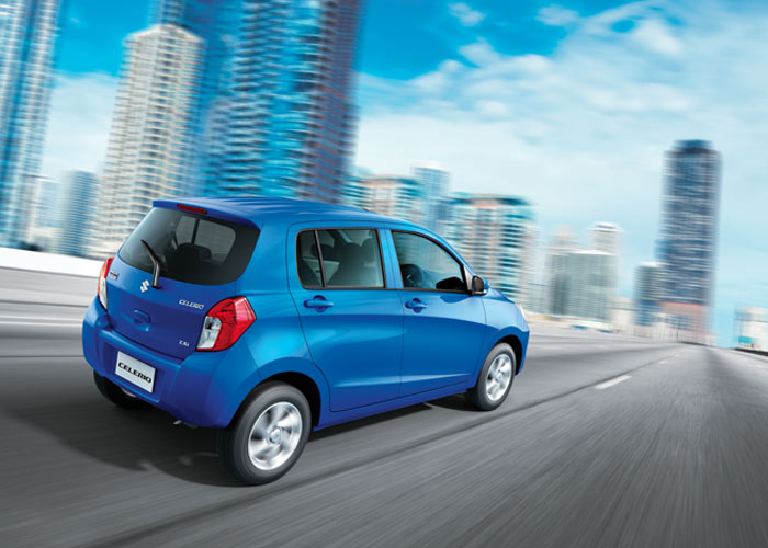 Celerio Best Automatic Hatchback