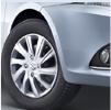 Motion Themed alloy wheel