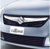 Front grill- Chrome