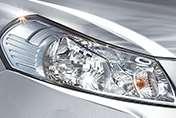 Maruti SX4 Exterior Pics - headlamps