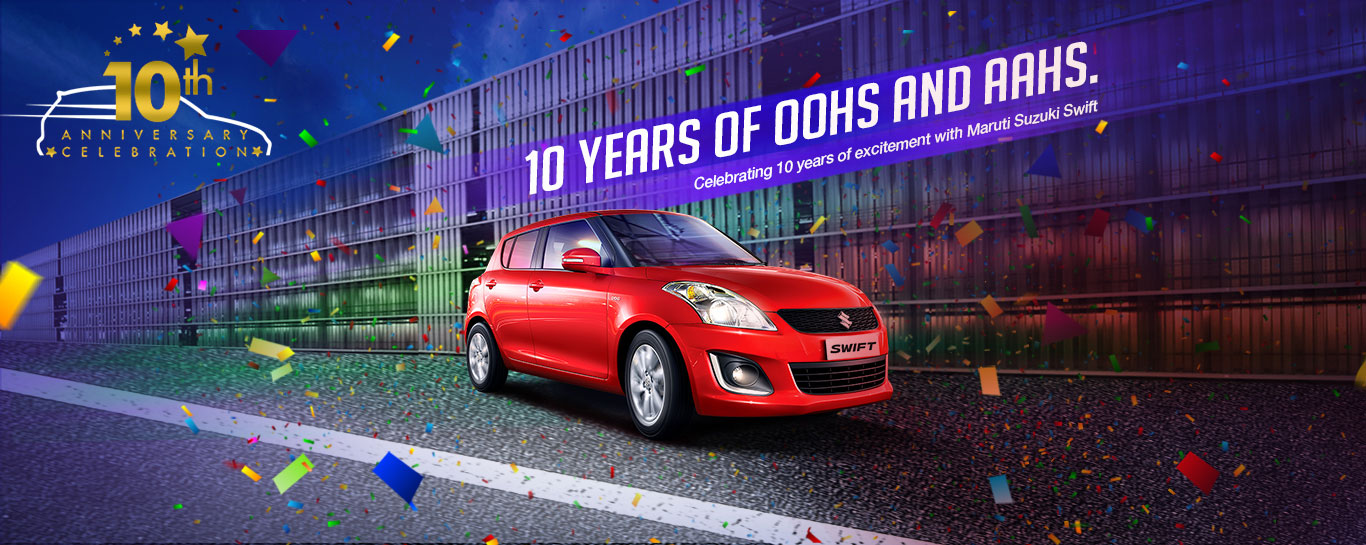 Swift 10 Years