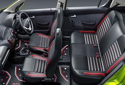 Maruti MGA - Graphics for alto car